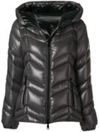 Moncler Down Filled Hooded Puffer Jacket - Grey