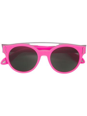 Givenchy Mirrored Sunglasses