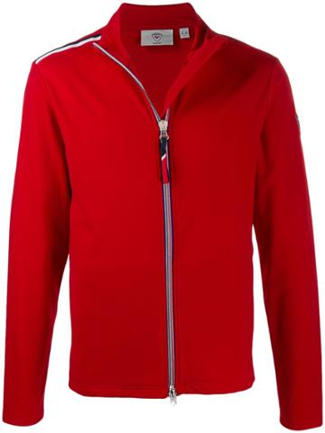 Rossignol Palmares Zipped Jacket - Red