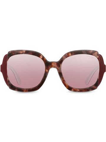 Prada Eyewear Prada Eyewear Collection - Red