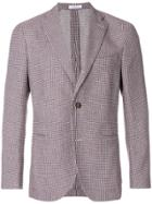 Boglioli Tweed Blazer - Multicolour