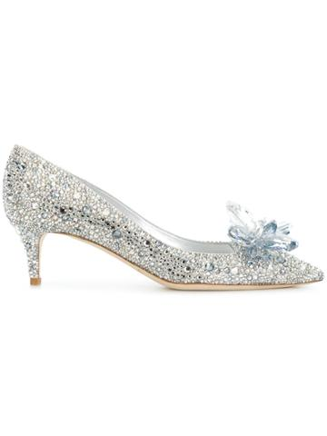 Jimmy Choo Allure Pumps - Metallic