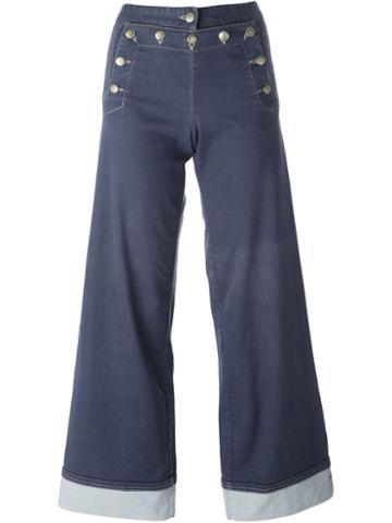 Jean Paul Gaultier Vintage Sailor Jeans