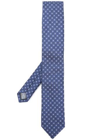 Dolce & Gabbana Jacquard Tie - Blue