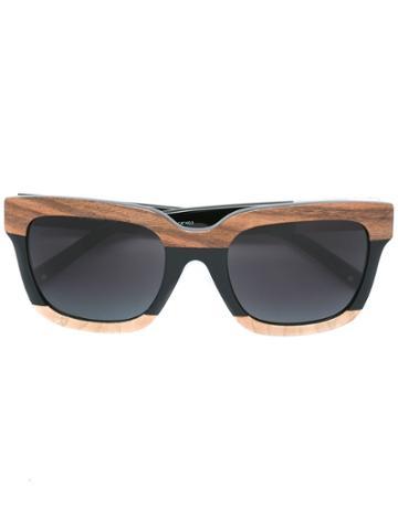 3.1 Phillip Lim Linda Farrow X 3.1 Phillip Lim '93 C2' Sunglasses -