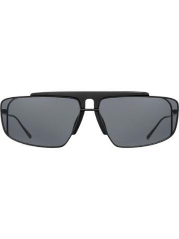 Prada Eyewear Prada Runway Eyewear Sunglasses - Black