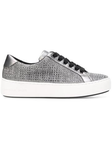 Michael Michael Kors Irving Sneakers - Silver