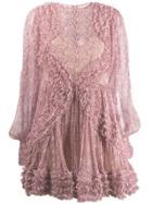 Stella Mccartney Deonna Dress - Pink