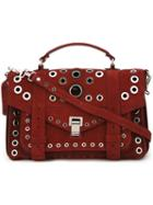 Proenza Schouler Medium 'ps1' Satchel, Women's, Red