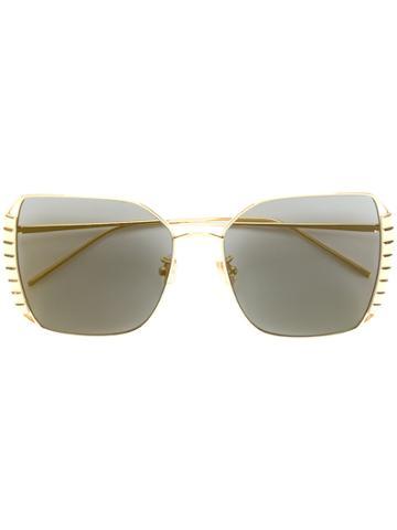 Boucheron Aviator Sunglasses - Metallic