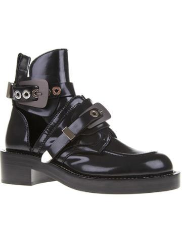 Balenciaga 'ceinture' Ankle Boot