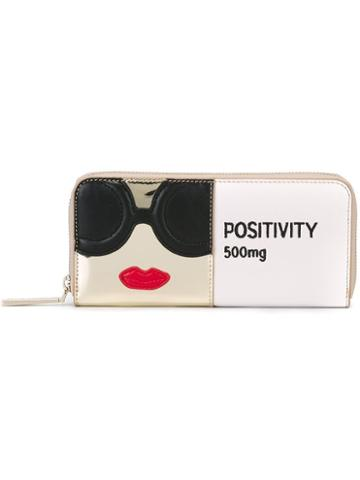 Alice+olivia 'positivity' Wallet