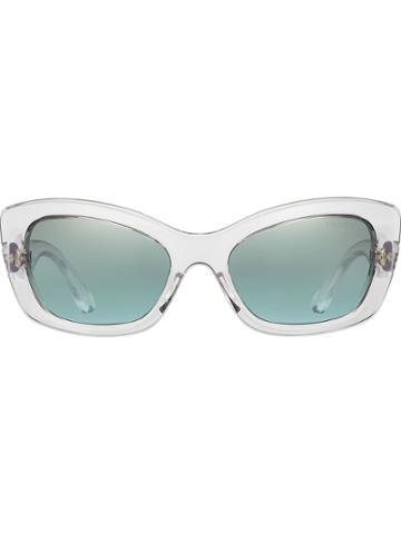 Prada Eyewear Prada Postcard Eyewear - White