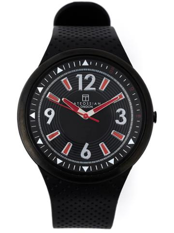Tateossian 'racing Time' Watch