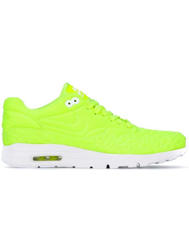 Nike 'air Max 1 Ultra Plush' Sneakers