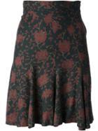 Biba Vintage Floral Print Skirt