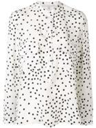 Stella Mccartney Polka Dot Shirt - White