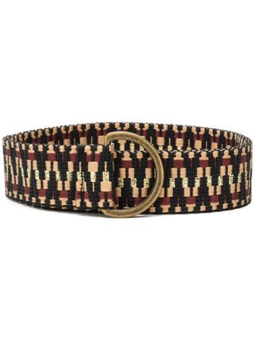 Polder Tango Woven Belt - Black