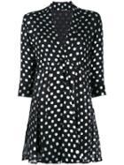 Dodo Bar Or - Handrix Dress - Women - Viscose/metallic Fibre - 40, Black, Viscose/metallic Fibre