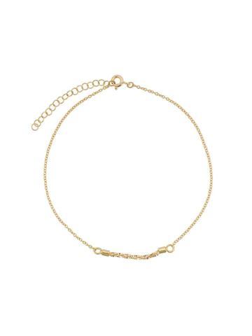 Lil Milan Aphrodite Bracelet - Gold