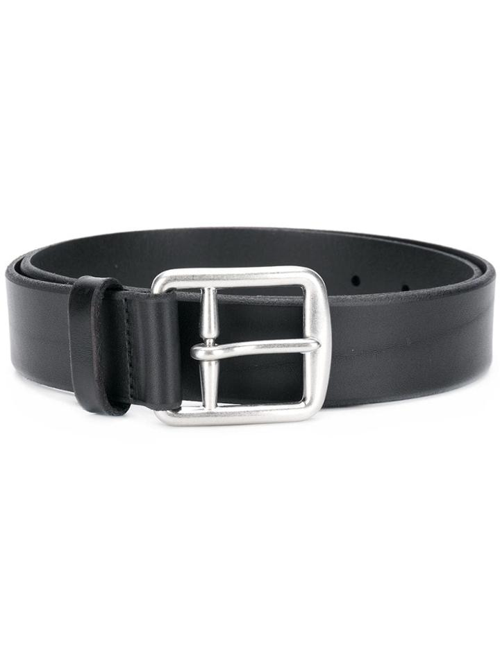 Ralph Lauren Buckled Belt - Black