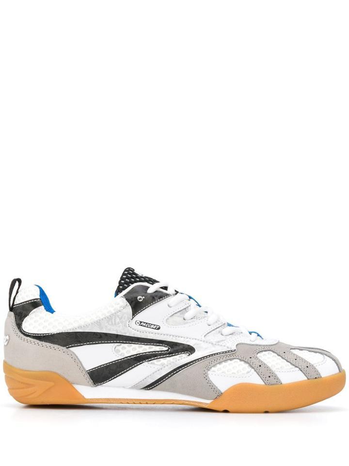 Rassvet Hybrid Squash Sneakers - White
