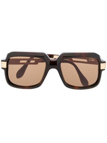 Cazal Mod60723 080 Sunglasses - Gold