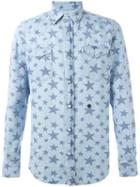 Hydrogen Star Print Shirt