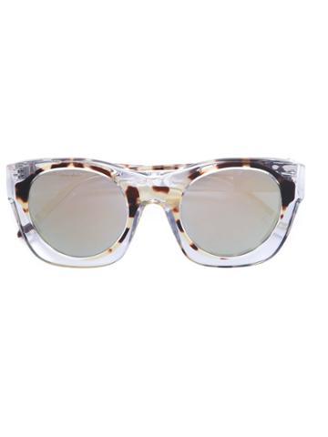 3.1 Phillip Lim Linda Farrow X 3.1 Phillip Lim '137 C2' Sunglasses -