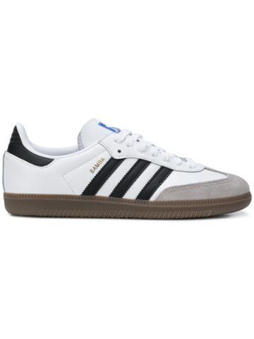 Adidas Adidas Originals Samba Og Sneakers - White