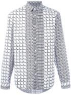 Kenzo Diagonal Stripe Shirt