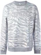 Kenzo Tiger Stripes Sweatshirt