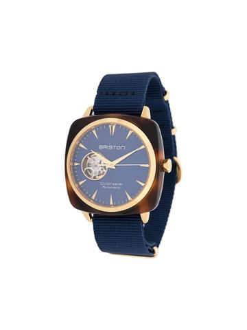 Briston Watches Clubmaster Watch - Blue