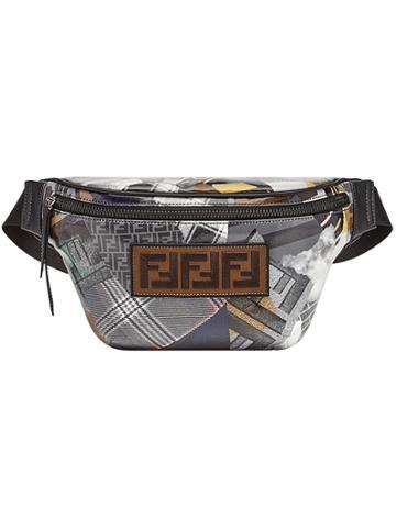 Fendi Logo Belt Bag - Multicolour