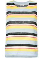 Coohem Striped Pullover - Multicolour