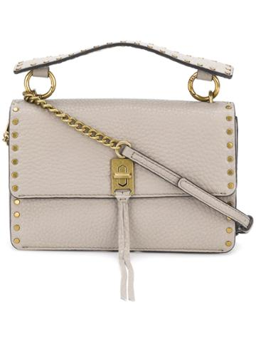 Rebecca Minkoff Darren Flap Crossbody Bag - Nude & Neutrals