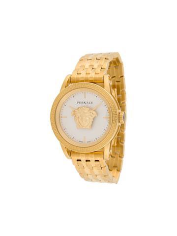 Versace Palazzo Empire Watch - Gold