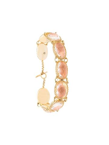 Larkspur & Hawk Lily Bellini Foil Bracelet - Gold