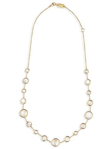 Ippolita 18kt Gold Lollipop Lottini Necklace