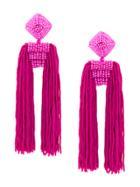 Sachin & Babi Dupio Earrings - Pink & Purple