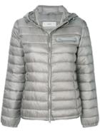 Closed Padded Jacket - Grey