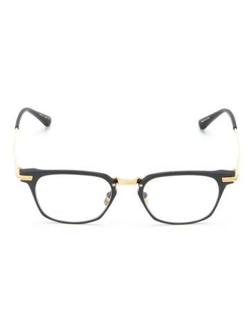 Dita Eyewear Dita Eyewear Union2068ablkgld4919145 Dourado Gold