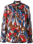 Marni Floral Utility Shirt