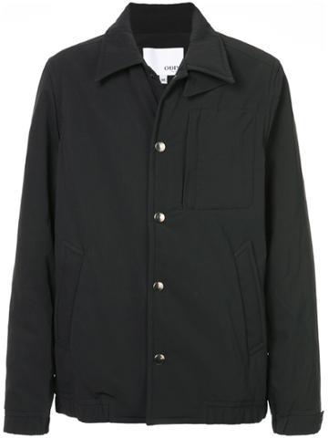 Odin Coaches Jacket - Black