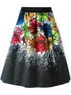 Boutique Moschino Floral Print Skirt