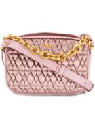 Furla Cometa Mini Crossbody Bag - Pink