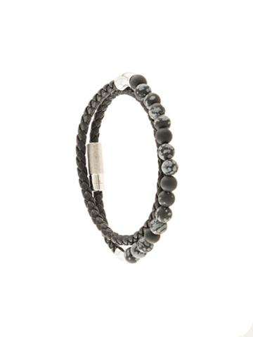 Tateossian Havana Bracelet - Black