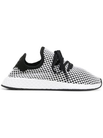 Adidas Adidas Originals Deerupt Runner Sneakers - White