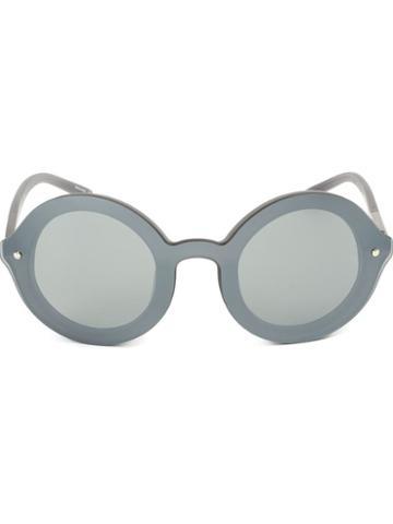 Linda Farrow Gallery Linda Farrow X 3.1 Phillip Lim Round Frame Sunglasses