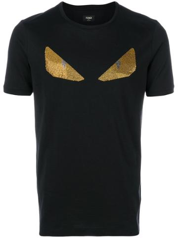 Fendi Bag Bags T-shirt - Black